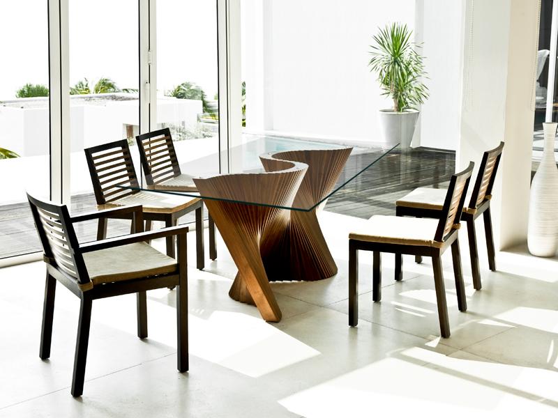 Awesome Mesas De Comedor De Diseño Italiano Pictures - Casa & Diseño ...